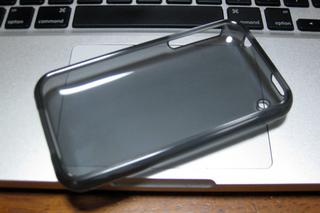 TPU素材のiPhoneカバー